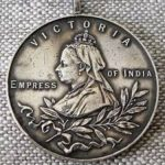 A coin from the British Raj
